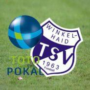 Pokal 1. Herren:  FV Wendelsten – TSV Winkelhaid  5:6 n. E.