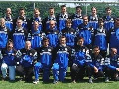 Aufstieg & Meiserfeier 2001
