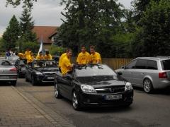 Aufstieg & Meisterfeier 2011