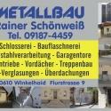 Schönweiß Metallbau