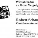 Schauer Bus