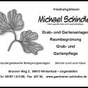 Schindler Friedhof-Gärtner