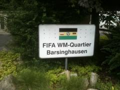 Trainingslager Barsinghausen 2011