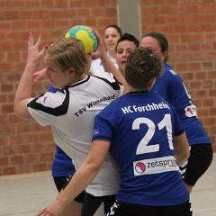 Spielbericht Damen II: Nach toller Leistung siegen die TSV Damen