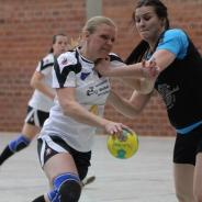 Spielbericht Damen II: Ein Punkt langt zum sicheren Klassenerhalt am vorletzten Spieltag