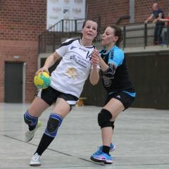 Spielbericht Damen II: Die Damen II aus Winkelhaid empfingen am Sonntag zum Lokal-Derby