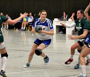 Spielbericht Damen I: Starke Gegenwehr gegen Zirndorf