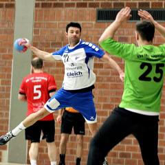 Spielbericht Herren: Zweites Heimspiel gegen Nabburg-Schwarzenfeld