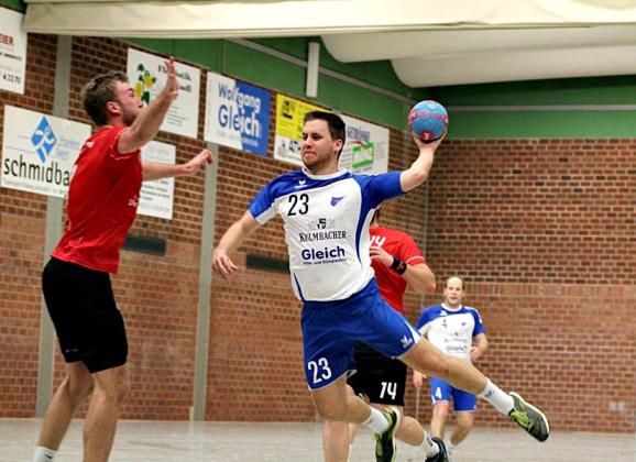 Spielbericht Herren: Zweiter Heimsieg gegen Sulzbach