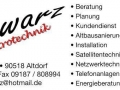 Elektrotechnik-Schwarz