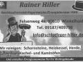 Schlotfeger-Rainer-Hiller