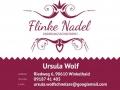 Ursula-Wolf-Änderungsschneiderei