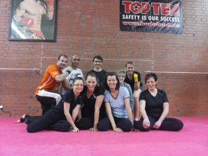 TSV Kickboxen Fitness