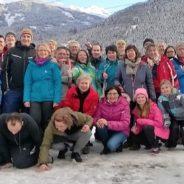 Skiwochenende 2018 in den Kitzbühler Alpen