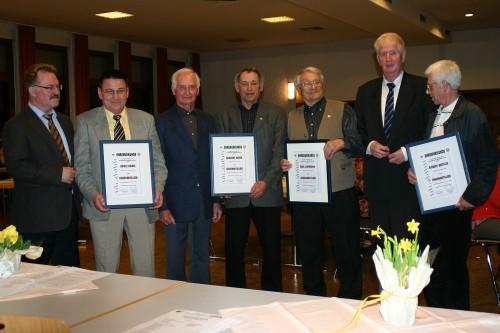 TSV Winkelhaid Ehrenmitglieder 2010