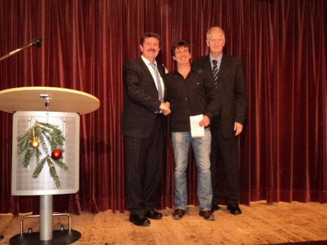 TSV Sportler des Jahres 2010: Thomas Cuesta