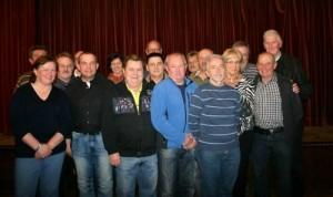 TSV Winkelhaid Vorstand 2012