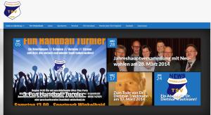 TSV Homepage neu
