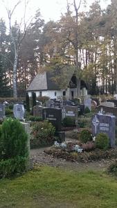 2014 Volkstrauertag Friedhof