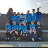 Guter Start für die Fußball-E-Junioren